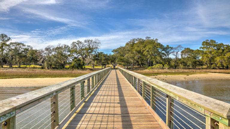 Finding Beautiful Places for Smiling Faces - Find My Porch Real Estate - Looking onto Daniel Island, SC - Robin Windham - Find My Porch Real Estate