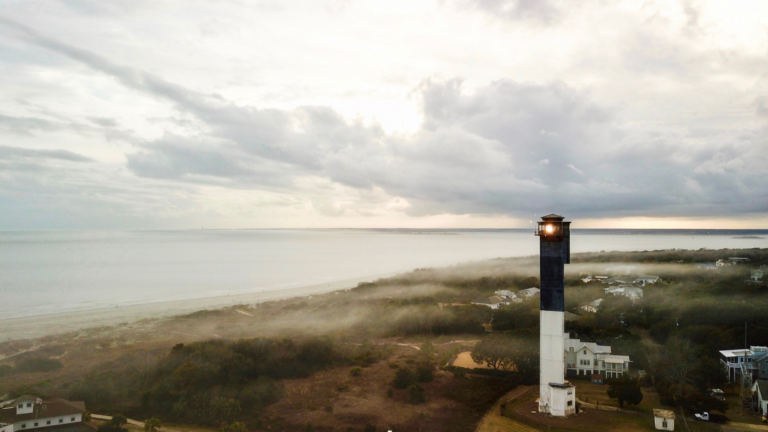 Finding Beautiful Places for Smiling Faces - Find My Porch Real Estate - Sullivans Island, SC beach and lighthouse - Robin Windham - Find My Porch Real Estate