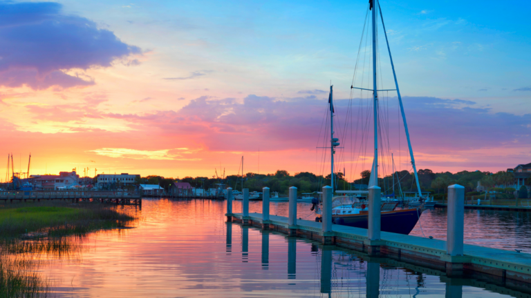 Finding Beautiful Places for Smiling Faces - Find My Porch Real Estate - Shem Creek and waterview of Mt. Pleasant, SC - Robin Windham - Find My Porch Real Estate